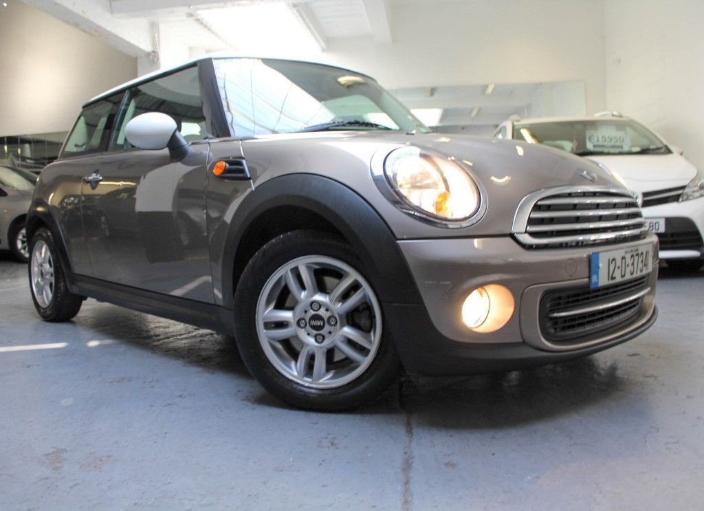 MINI Hatch COOPER ONLY 65KLMS NEW NCT 09/22 LOW TAX ONLY €270