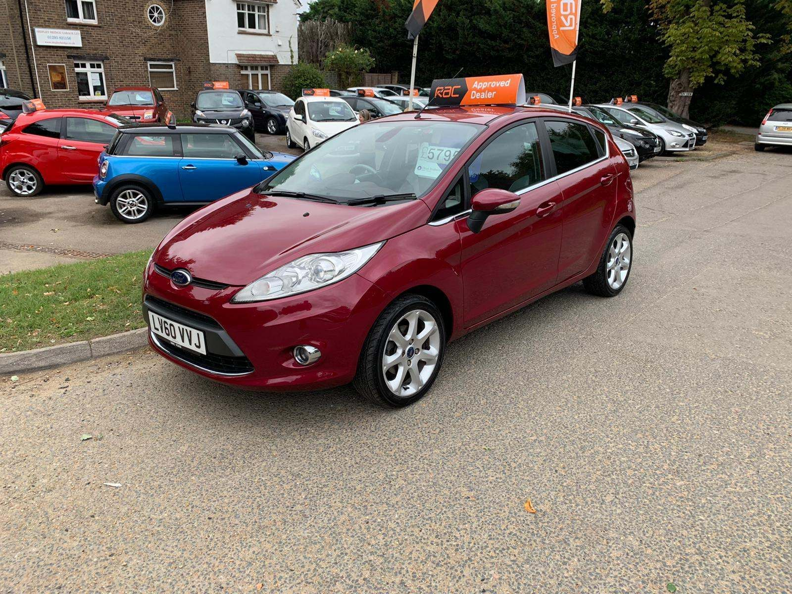 Used Ford Fiesta for sale