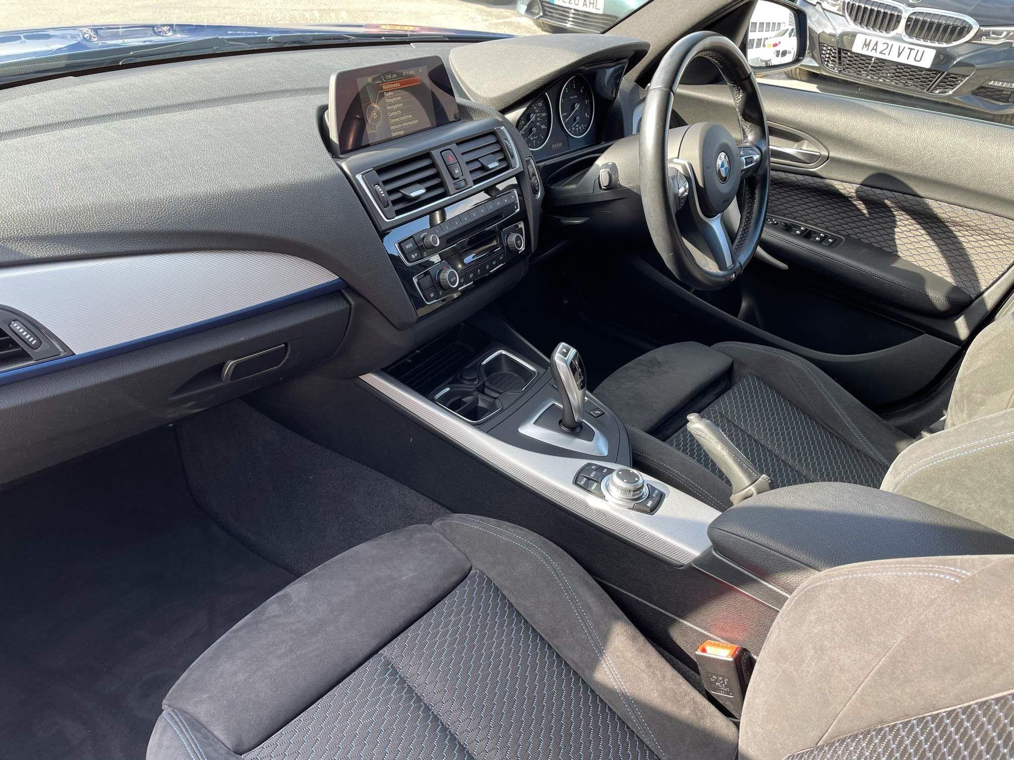 Image 19 - BMW 118d M Sport 5-Door (YF65XJM)