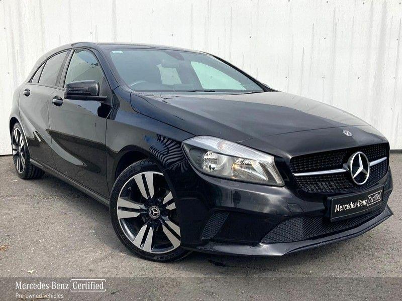 Mercedes-Benz A-Class **€304 PM**A160D NIGHT PACK 5DR