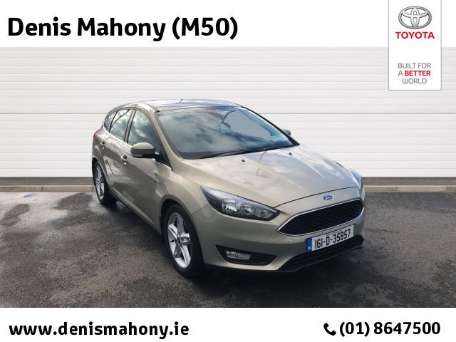 Ford Focus 1.5 TD 95PS 6SPEED
