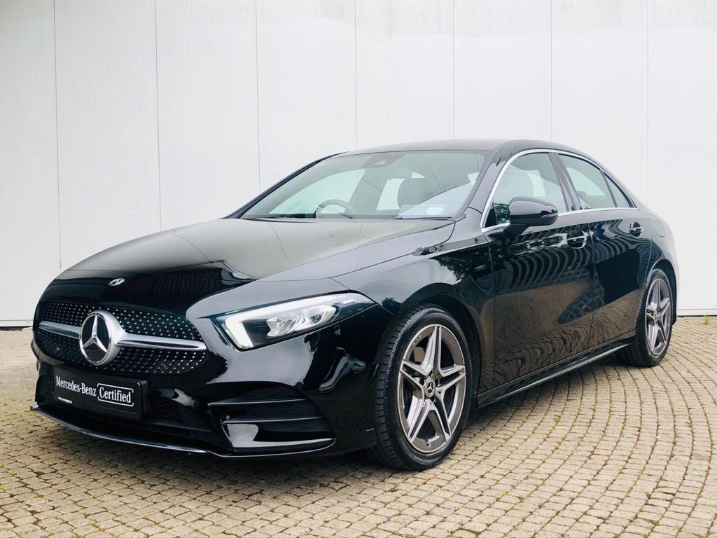 Mercedes-Benz A-Class A180 D SALOON 4DR AUTO 'DEMO DISCOUNT'