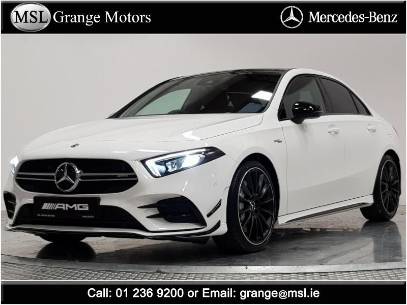 Mercedes-Benz A-Class A35 AMG 4Matic Saloon Auto