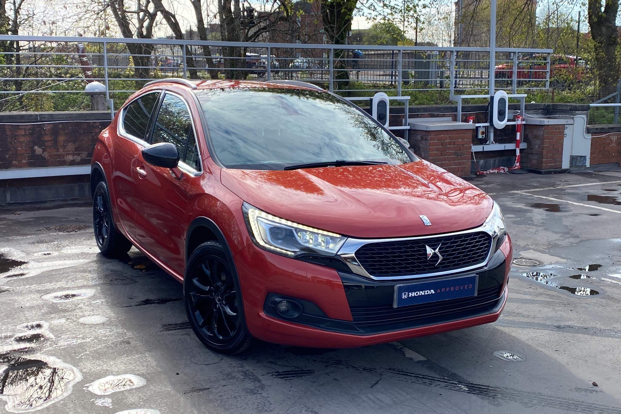 DS AUTOMOBILES DS 4 CROSSBACK 1.6 BlueHDi Crossback (s/s) 5dr