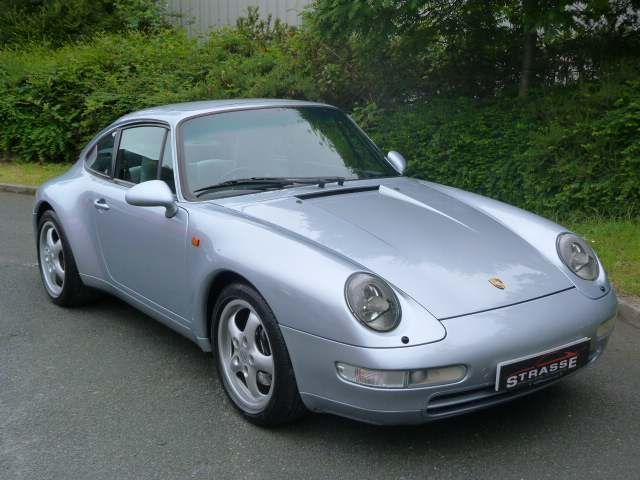 Porsche 911 993 Carrera used cars for sale on Auto Trader UK