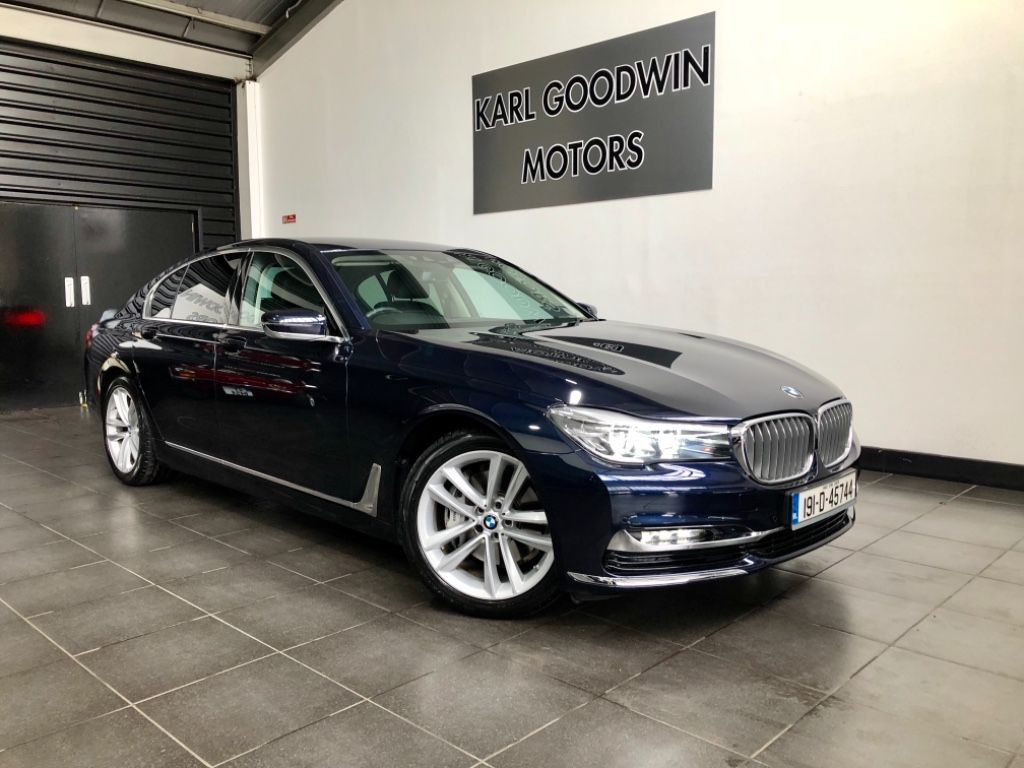 BMW 7 Series 730 D AUTO EXCLUSIVE LOW MILEAGE