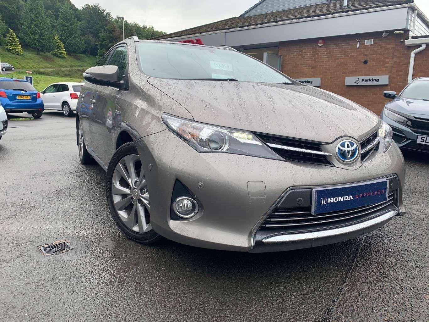 Toyota Auris Excel Vvt-I Cvt