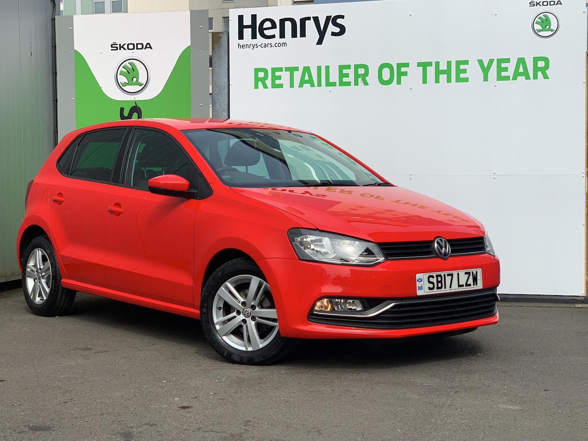 Volkswagen Polo 1.0 Match 60PS 5Dr