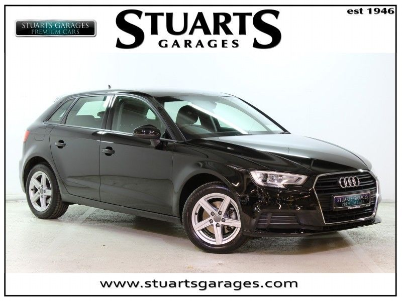 Audi A3 A3 1.0 TFSI 30 PETROL SPORTBACK SE TECHNIK: NAV, PARKING SENSORS, BLUETOOTH, CRUISE CONTROL, AUTO LIGHTS/WIPERS, €200 TAX, ALLOYS