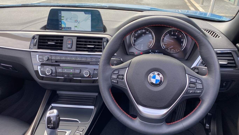 Image 5 - BMW 218i Sport Convertible (CX67MOA)