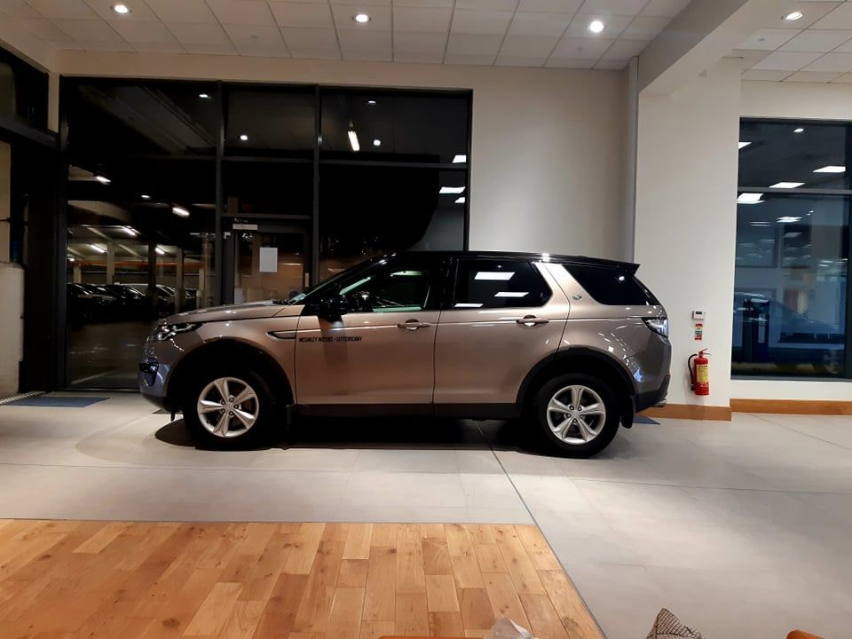 Used Land Rover Discovery Sport SE 2.0 TD4 (150PS) (2018 (181))