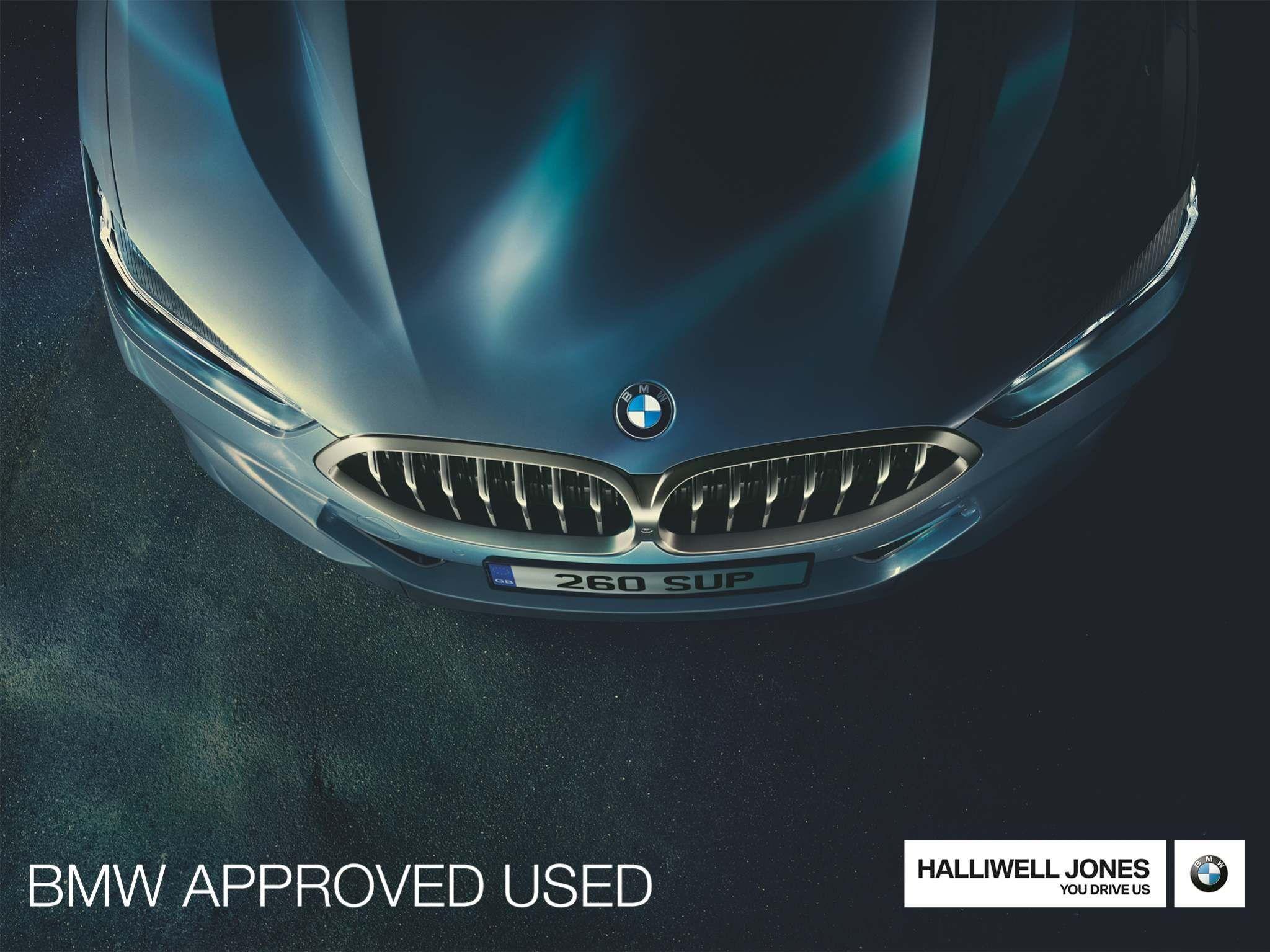 Image 1 - BMW 520d M Sport Touring (YL18NVF)