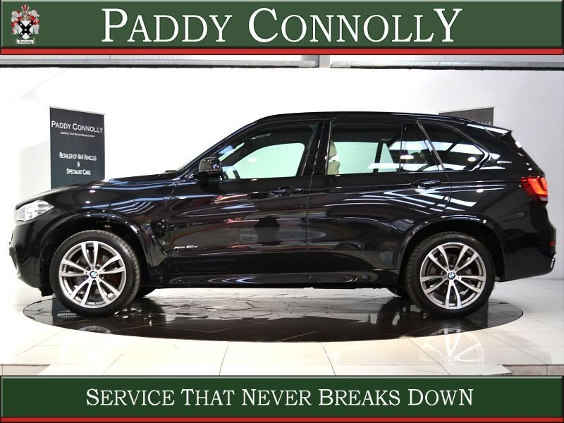 Used BMW X5 *5 Seat N1 Bus.Class* XDRIVE40E M SPORT (2018 (181))