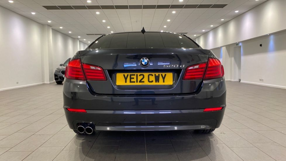 Image 15 - BMW 520d Efficient Dynamics (YE12CWY)