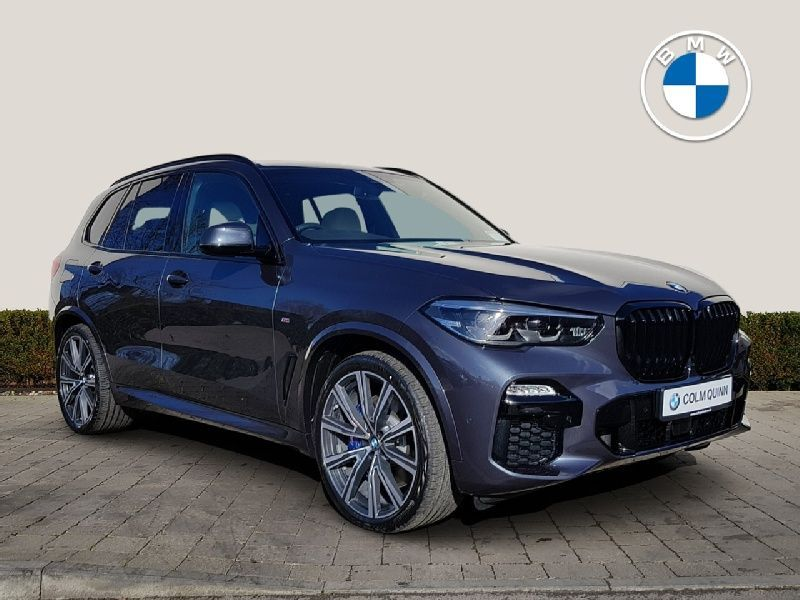 BMW X5 xDrive 40d M-Sport