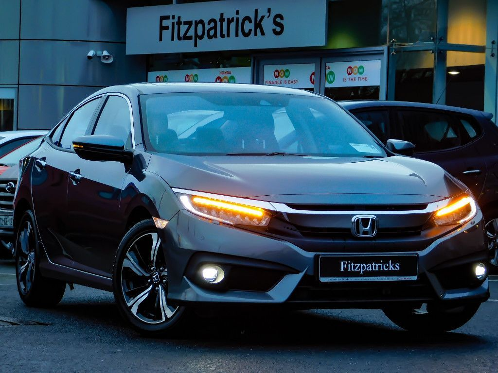 Honda Civic VIDEO TOUR - SEDAN - DTEC TURBO - PREMIUM