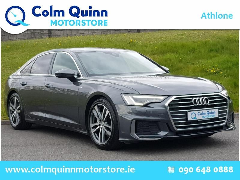 Audi A6 40 TDI 204HP S-T S LINE 4DR