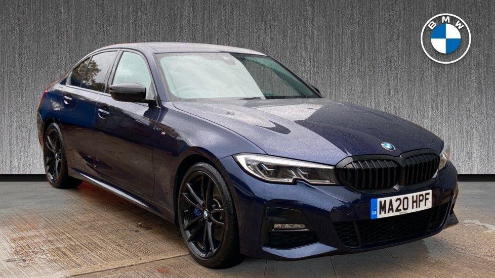 Image 1 - BMW 320d M Sport Pro Edition Saloon (MA20HPF)