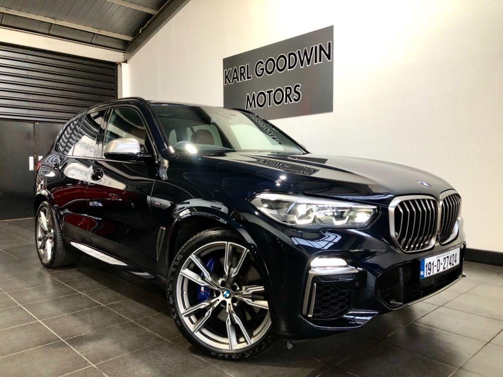 BMW X5 X5 M50D CV02 4DR AUTO