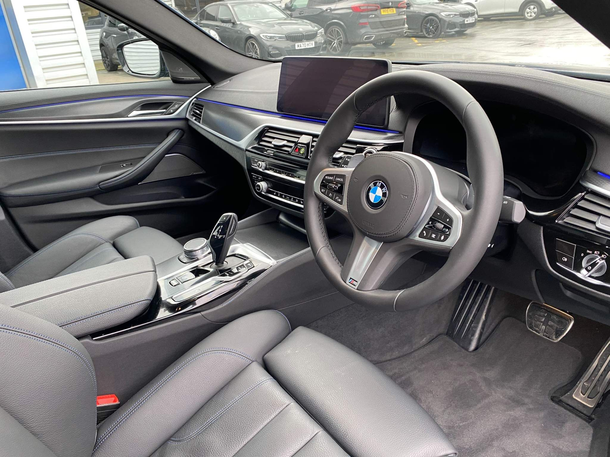 Image 6 - BMW 530d xDrive M Sport Saloon (MV70CGK)