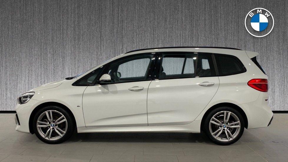 Image 3 - BMW 218i M Sport Gran Tourer (YA69KNW)