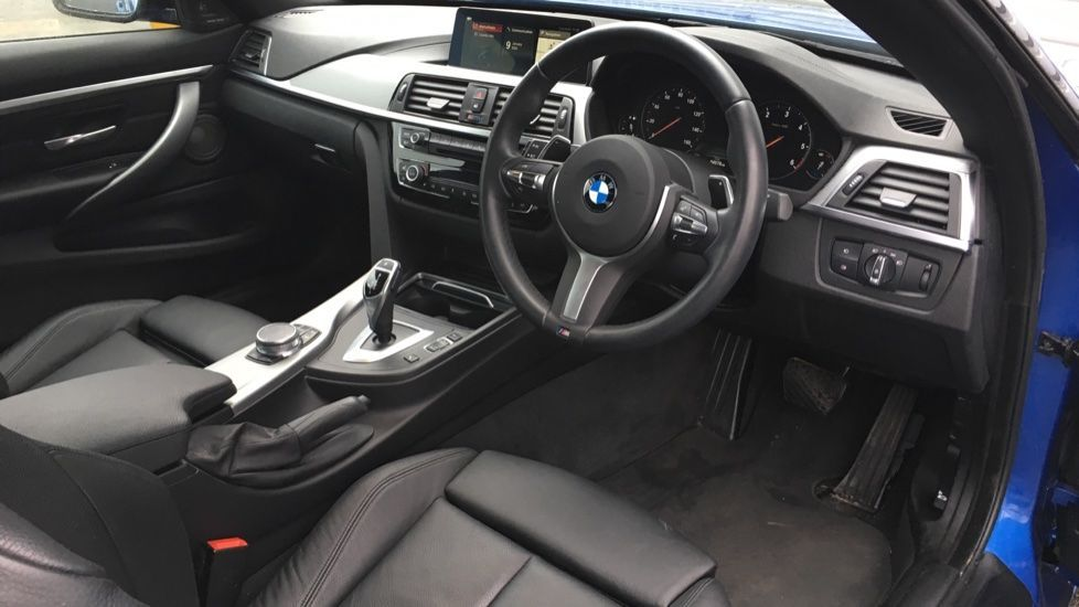 Image 16 - BMW 420d xDrive M Sport Coupe (MA68ORT)