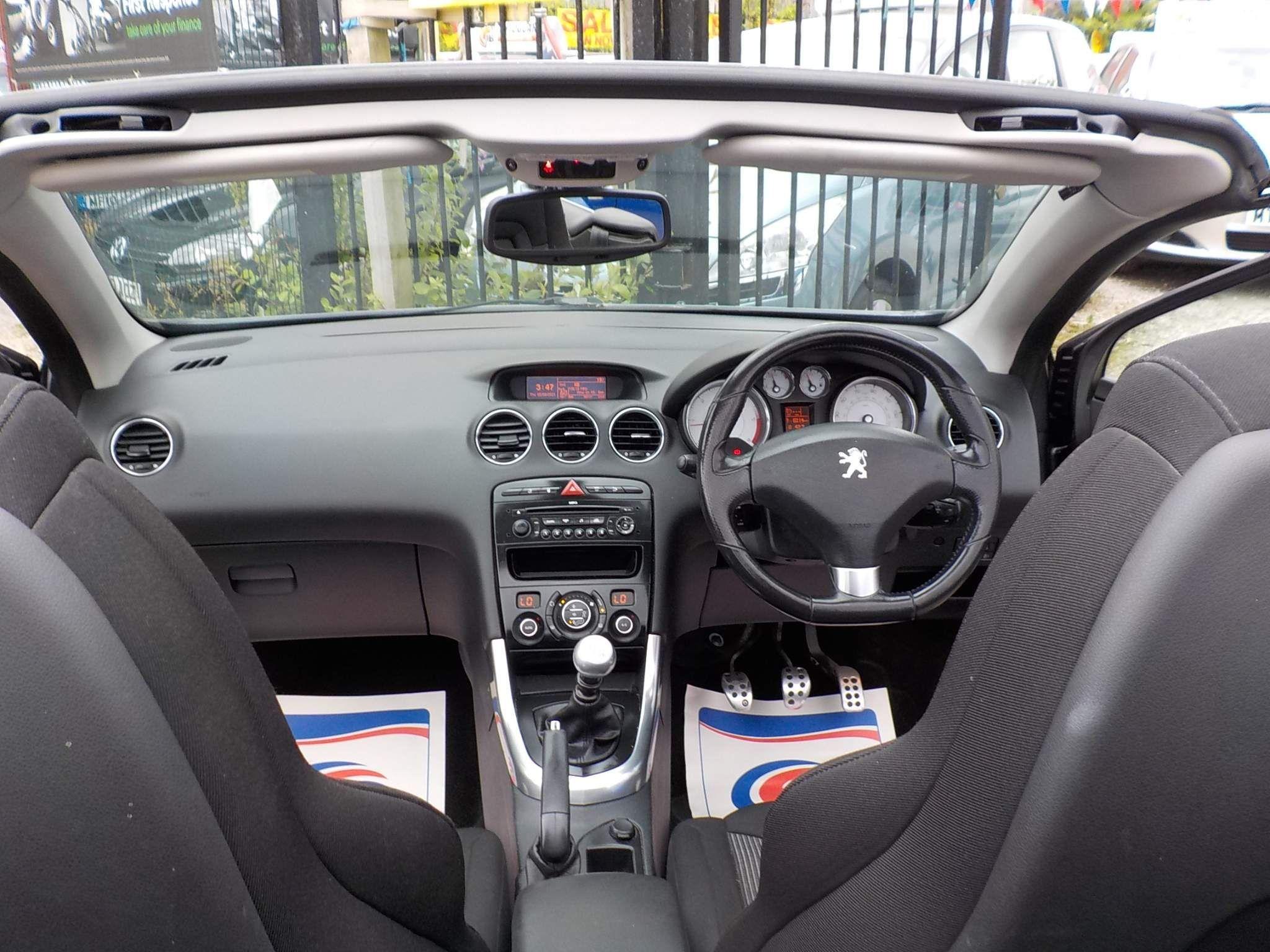 Peugeot 308 CC 2.0 HDi FAP SE 2dr
