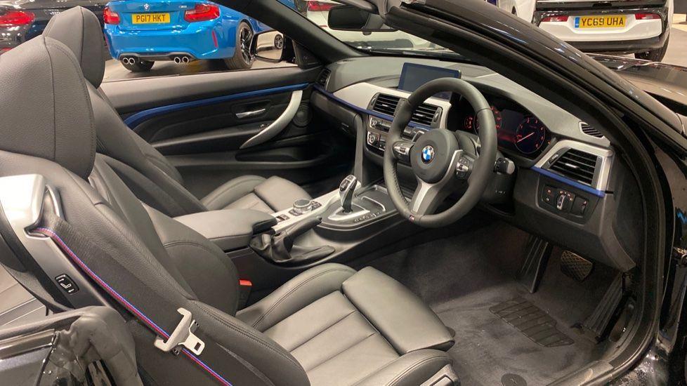 Image 5 - BMW 430d M Sport Convertible (PF20BJZ)