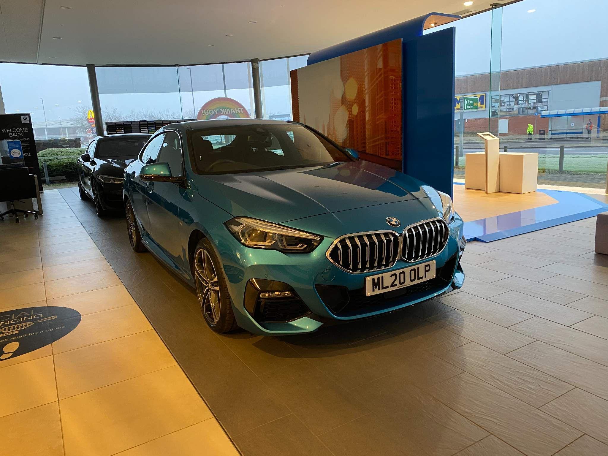Image 1 - BMW 218i M Sport Gran Coupe (ML20OLP)