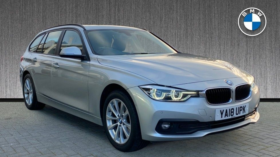Image 1 - BMW 316d SE Touring (YA18UPK)