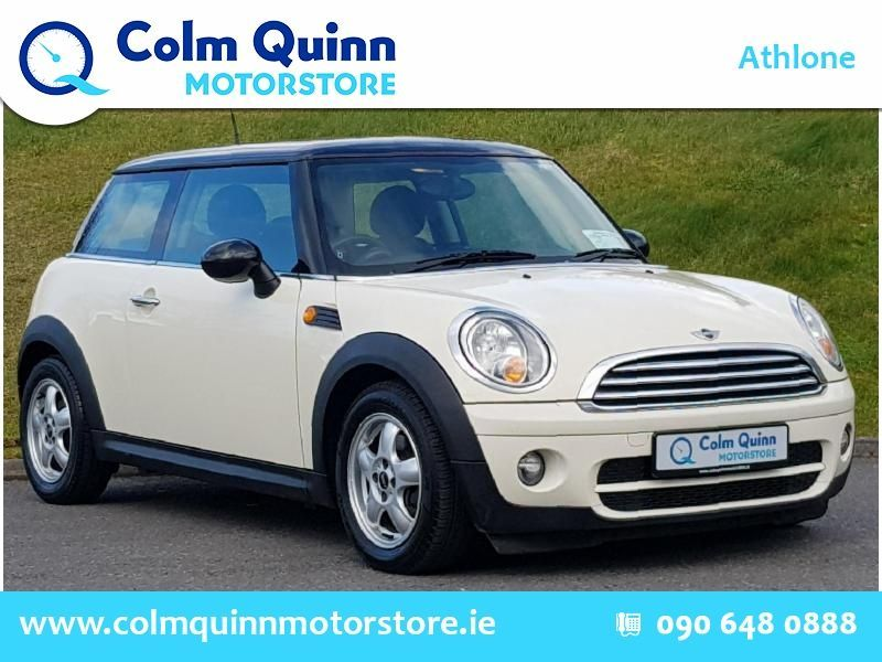 MINI Hatch 1.6 110BHP 3DR
