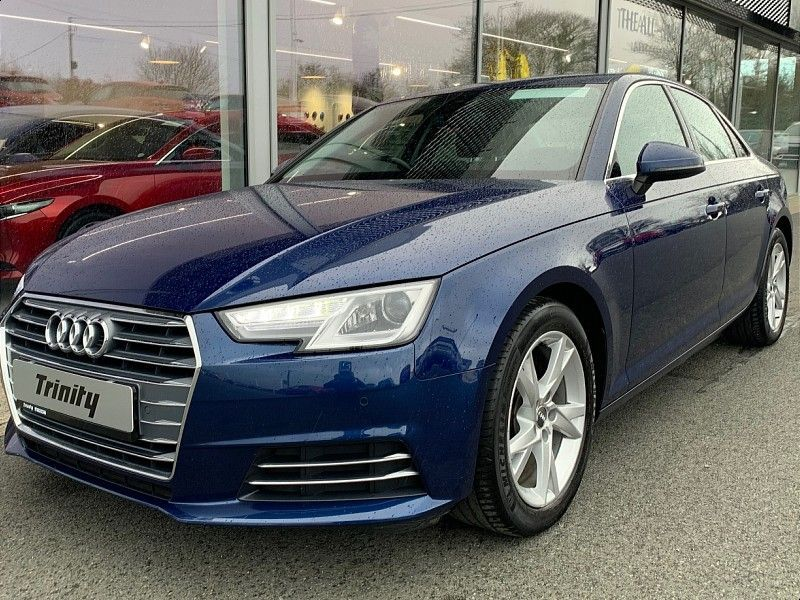 Audi A4 ** 2.0 TDi 150BHP ULTRA SPORT ** STUNNING CAR ** EXCELLENT FINANCE PACKAGES AVAILABLE ** TRINITY MAZDA **