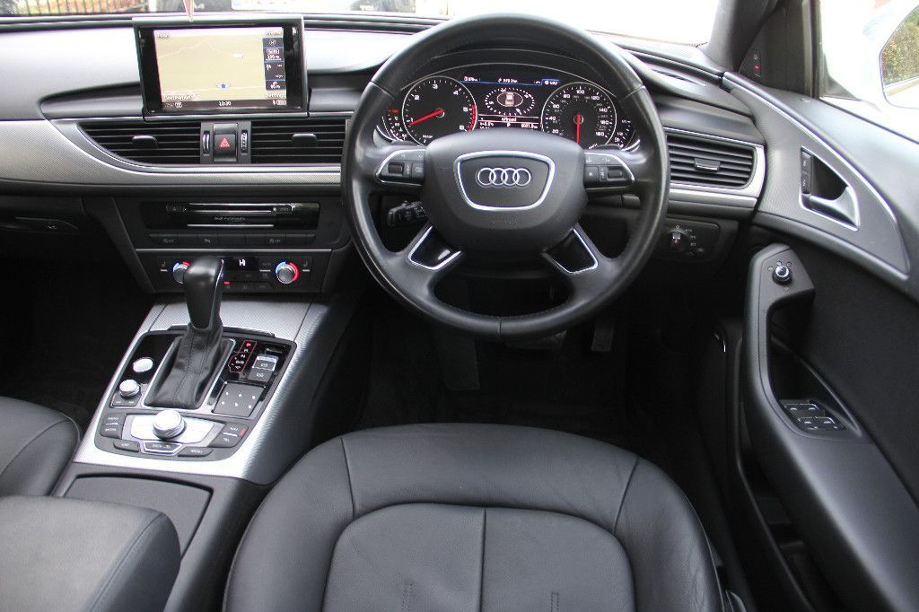 Audi A6 TECH + BLACK PACKS * BOSE * ULTRA 190BHP * Fully Comprehensive warranty * Finance Available