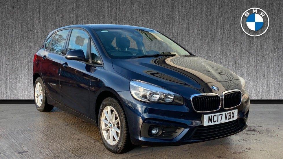 Image 1 - BMW 216d SE Active Tourer (MC17VBX)