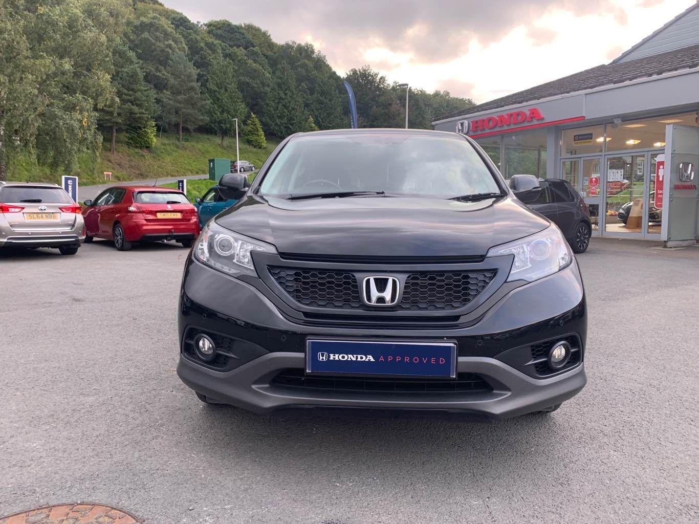 Honda CR-V Black Edition I-dtec