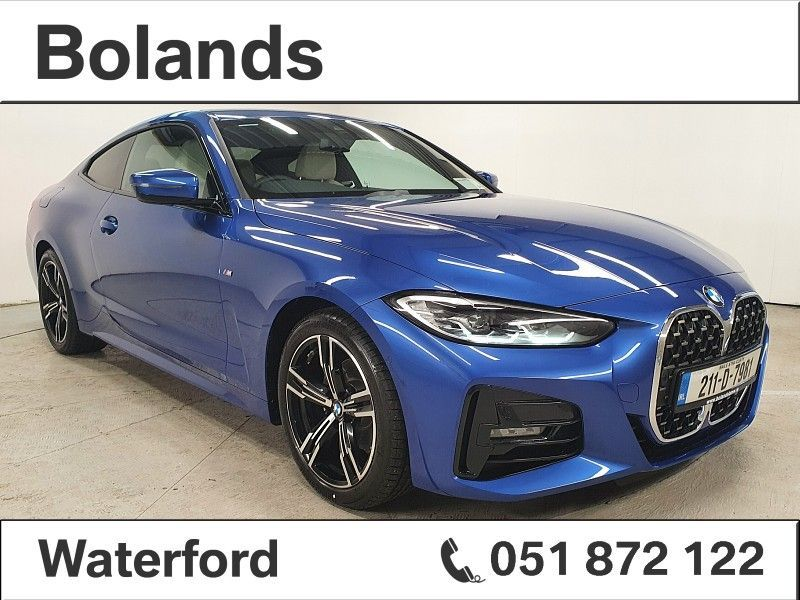 BMW 4 Series 420d MSport Coup BMW Select From €159 Per Week