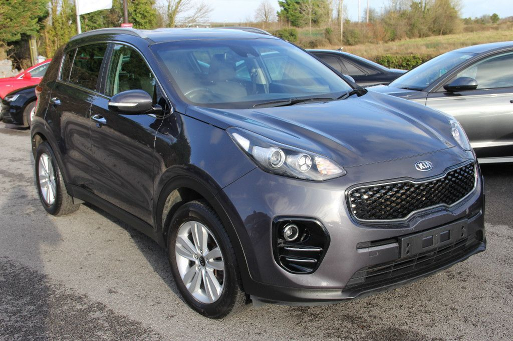 Kia Sportage CRDI 1 OWNER * LOW KMS * FULLY COMPREHENSIVE WARRANTY * FINANCE AVAILABLE * TRADE IN WELCOME