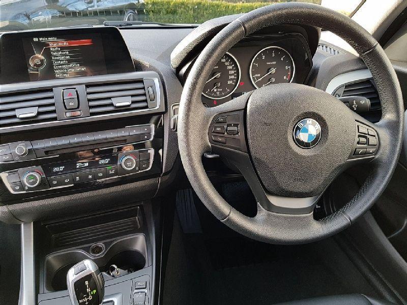 Used BMW 1 Series 116d SE 5-Door (2016 (162))