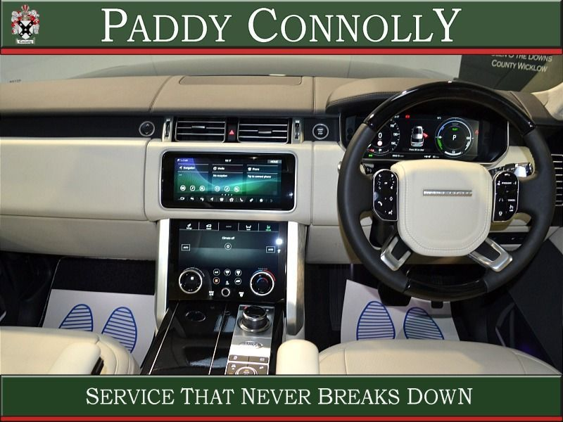 Used Land Rover Range Rover *5 Seat N1 Bus.Class* P400eAUTOBIOGRAPHY                                              P400E (2020 (201))