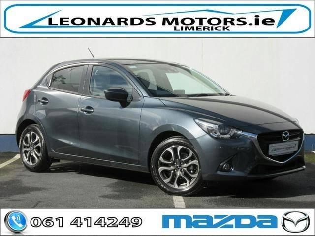 Mazda Mazda2 1.5 (90PS) GT  4DR