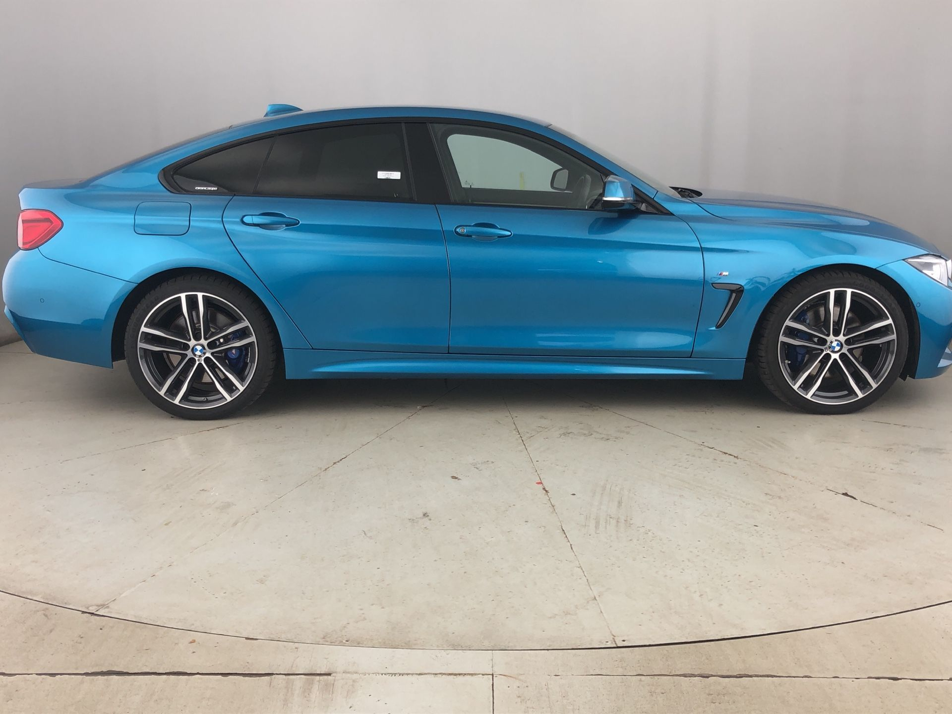 Image 3 - BMW 420i M Sport Gran Coupe (YH19MOU)