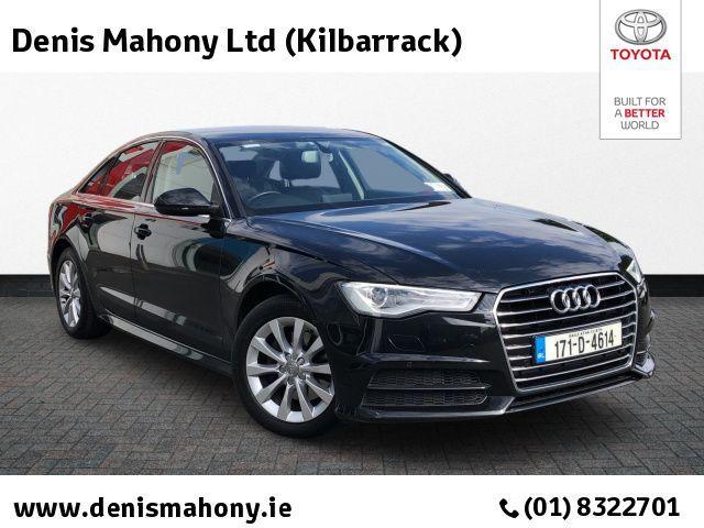 Audi A6 LIMOUSINE 2.0TDI 150 SE AUTO @ DENIS MAHONY KILBARRACK