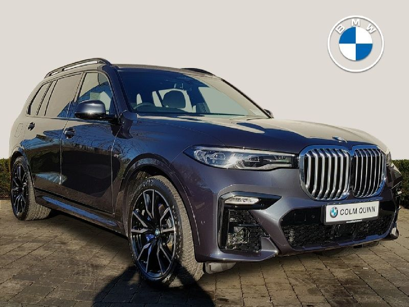 BMW X7 xDrive40d M Sport