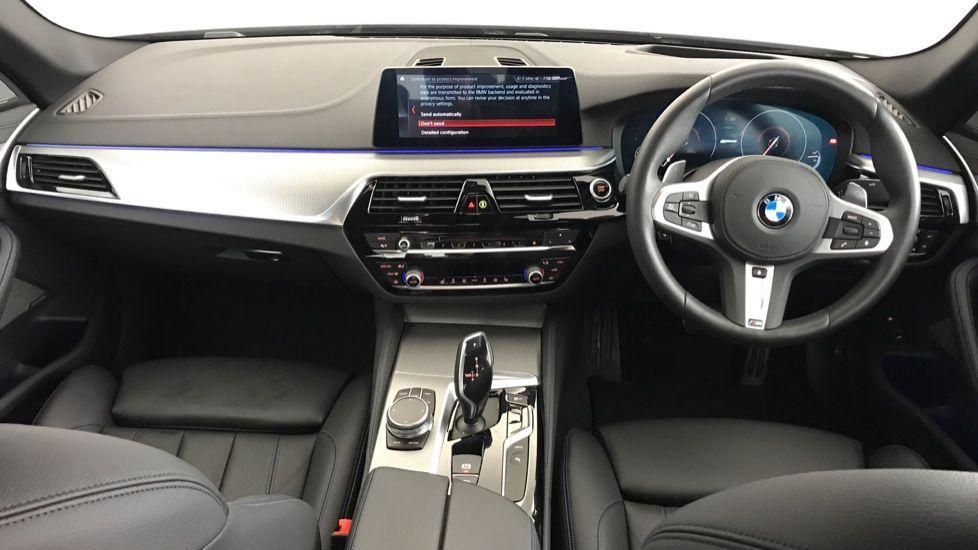 Image 4 - BMW 530e M Sport iPerformance Saloon (YC19ZYW)