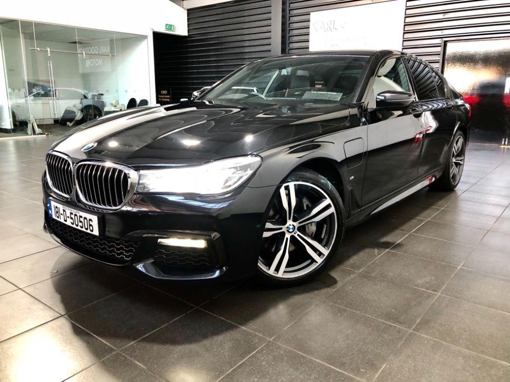 Used BMW 7 Series 740 E Hybrid M-SPORT PLUS (2018 (181))