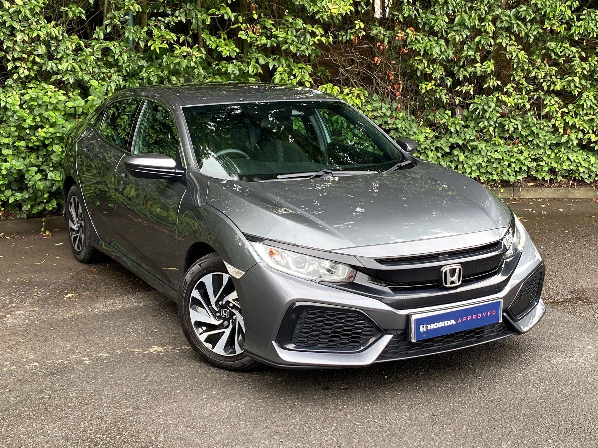 Honda Civic 1.0 VTEC Turbo SE CVT (s/s) 5dr