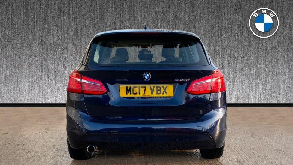 Image 15 - BMW 216d SE Active Tourer (MC17VBX)