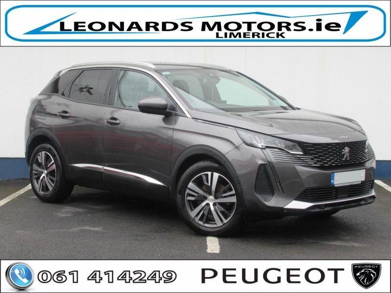 Peugeot 3008 ALLURE 1.5 BLUE HDI 130 2021 MODEL