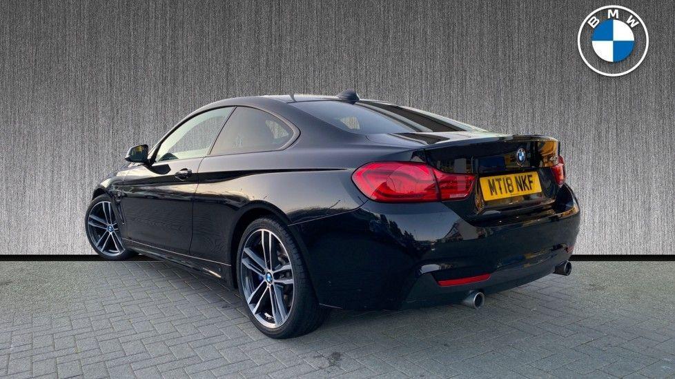 Image 2 - BMW 440i M Sport Coupe (MT18NKF)