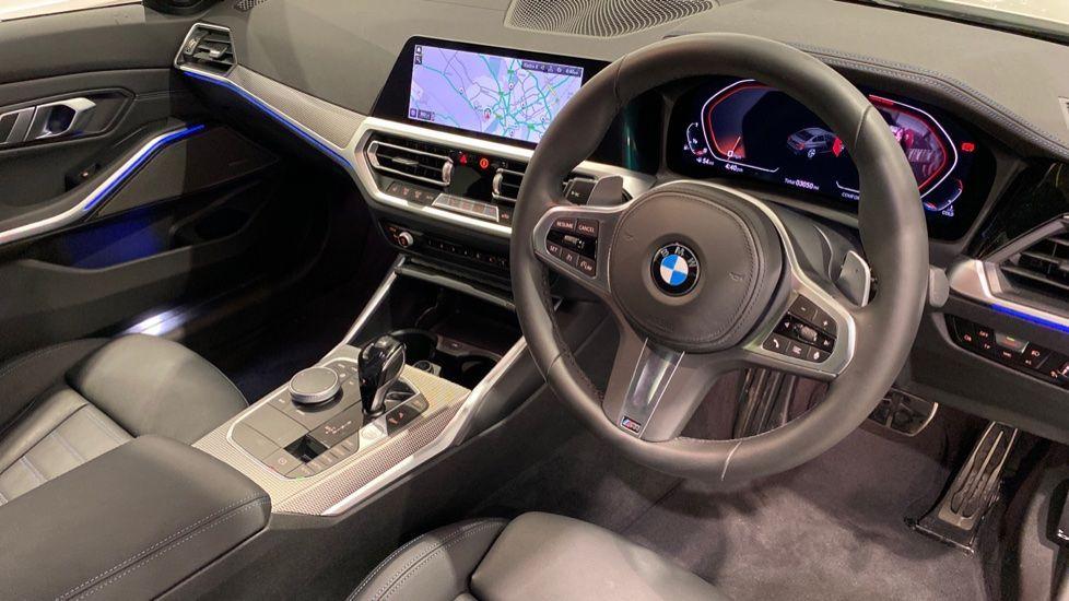 Image 4 - BMW M340i xDrive Saloon (DE20WBD)